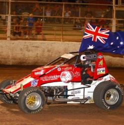 Wigzell Wins Australian Title